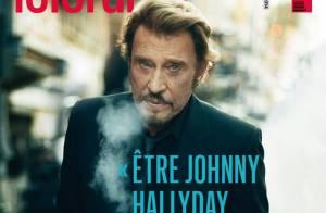 Johnny Hallyday, touchant dans Télérama : 'Ma vie a été un tunnel de souffrance'