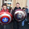 L'événement Marvel au El Capitan d'Hollywood le 28 octobre 2014