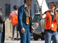 Ryan Gosling, jeune papa au look seventies face à Russell Crowe bedonnant