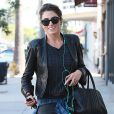 Nikki Reed dans les rues de Los Angeles, le 23 octobre 2014.