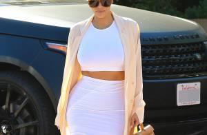 Kim Kardashian, de nouveau enceinte ? Son lapsus sème le trouble