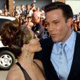 Jennifer Lopez et Ben Affleck à Los Angeles, en 2003.