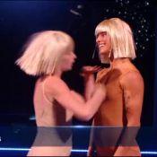Danse avec les stars 5 : Sia se cache, Fauve Hautot brille sur ''Chandelier''