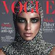 Couverture du magazine Vogue, numéro de Novembre.