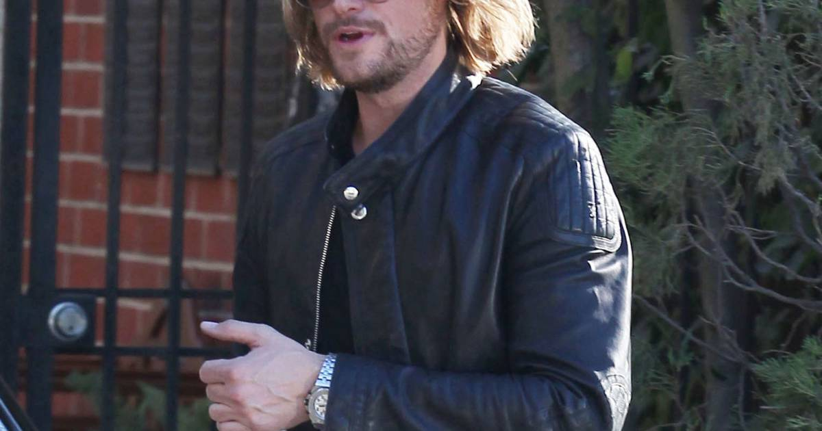 exclusif gabriel aubry dans les rues de los angeles le. Black Bedroom Furniture Sets. Home Design Ideas