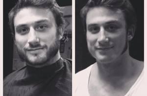 Maxime Médard transformé : Le beau gosse du rugby change de visage pour Movember