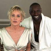 30 ans de Canal+ : Sharon Stone, Omar Sy et Louise Bourgoin défigurée !