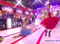 TPMP - Enora Malagré : Grand écart, poses sexy... Une reine du French cancan