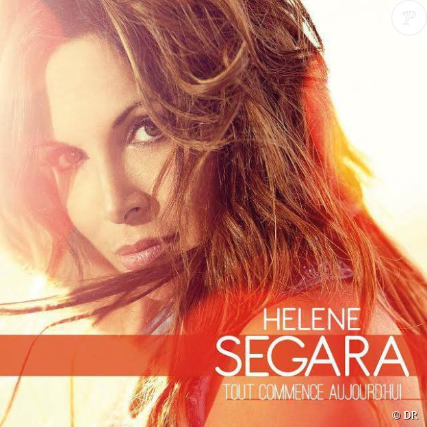 Tout commence aujourd'hui, le nouveau disque d'Hélène Ségara