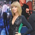 "Taylor Swift va participer à l'émission ""The Late Show with David Letterman"" à New York, le 28 octobre 2014."