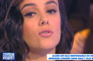 Alizée offre son record d'audience à TPMP après la ''polémique de bas étages''
