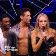 Tonya Kinzinger et Maxime Dereymez  dans Danse avec les stars 5, sur TF1, le samedi 8 novembre 2014