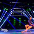 Nathalie Péchalat et Christophe Licata  dans Danse avec les stars 5, sur TF1, le samedi 8 novembre 2014