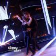 Nathalie Péchalat/Christophe Licata et Rayane Bensetti/Denitsa Ikonomova  pour l'épreuve des duos   dans Danse avec les stars 5, sur TF1, le samedi 8 novembre 2014