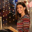 """Exclusif - Adeline Blondieau pose lors de l'enregistrement """"Les contes de Tiji"""" pour la chaîne de télévision Tiji à Montigny Les Cormeilles le 30 octobre 2014."""