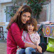 Adeline Blondieau et sa fille Wilona : Gros câlins et jolis contes pour enfants