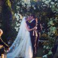 Sam Page a épousé Cassidy Boesch à Villa Sevillano, samedi 8 novembre 2014.