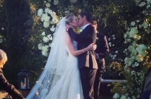Sam Page : Un mariage de rêve pour l'''ex'' de Christina Hendricks