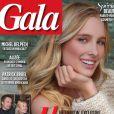 Couverture du magazine Gala en kiosques le mardi 11 novembre avec Ilona Smet