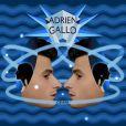 Adrien Gallo - Gemini - l'albu est sorti le 3 novembre 2014.