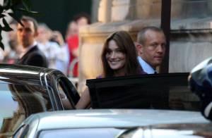 REPORTAGE EXCLUSIF : Découvrez Nicolas et Carla au mariage de Jean  Sarkozy et... Doc Gynéco ! PHOTOS