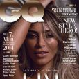 Kim Kardashian photographiée par Tom Munro pour British GQ. Octobre 2014.