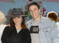 Alizée et Grégoire Lyonnet : Amoureux à Disneyland devant une pléiade de stars