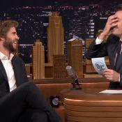 Jennifer Lawrence : Liam Hemsworth ''mal à l'aise'' à l'idée de l'embrasser