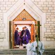 Une messe en hommage à Xavier de Villepin se tenait en l'église Notre Dame de Grâce de Passy à Paris, le 12 novembre 2014
