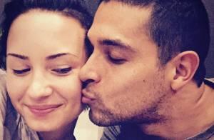 Demi Lovato : Loin de son chéri, elle déprime...