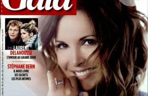 Hélène Ségara, son mari présent dans la maladie: 'Mathieu m'a toujours rassurée'