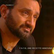 Cyril Hanouna, ému aux larmes : Il craque dans ''Un soir à la Tour Eiffel''