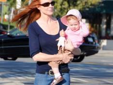 PHOTOS : Marcia Cross, elle sort ses filles à tour de rôle !