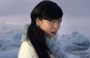Indila dévoile sa ''Love Story'' glacée et touchante