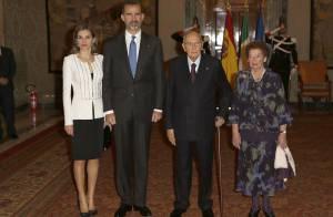 Letizia et Felipe VI d'Espagne : De vrais amoureux, en visite à Rome !
