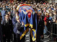 Mort de Cayetana, 18e duchesse d'Albe : Émotion générale à ses funérailles...