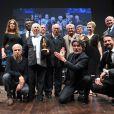 La cérémonie de clôture du Festival du Cinéma et Musique de Film de La Baule le 22 novembre