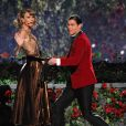 """Taylor Swift interprète """"Blank Space"""" sur la scène des American Music Awards, le 22 novembre à Los Angeles."""