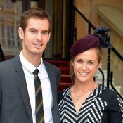 Andy Murray et Kim Sears fiancés : La star et sa belle futurs mariés heureux