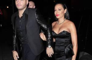 Mel B : Tigresse décolletée avec Cheryl Cole, épouse divine et amoureuse