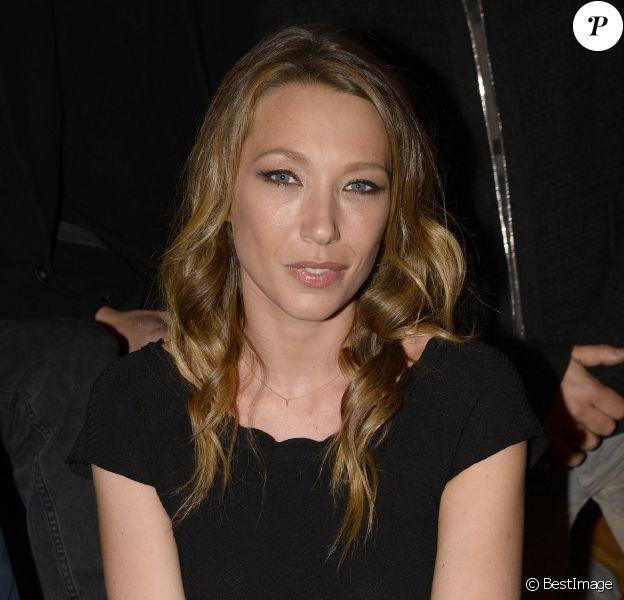 """Laura Smet - Avant-première du film """"Eden"""" au cinéma Gaumont Marignan à Paris, le 18 novembre 2014."""