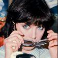 """ARCHIVES - ISABELLE ADJANI EN CONFERENCE DE PRESSE POUR """"LE LOCATAIRE"""" AU FESTIVAL DE CANNES EN 1976 00/05/1976 - Cannes"""