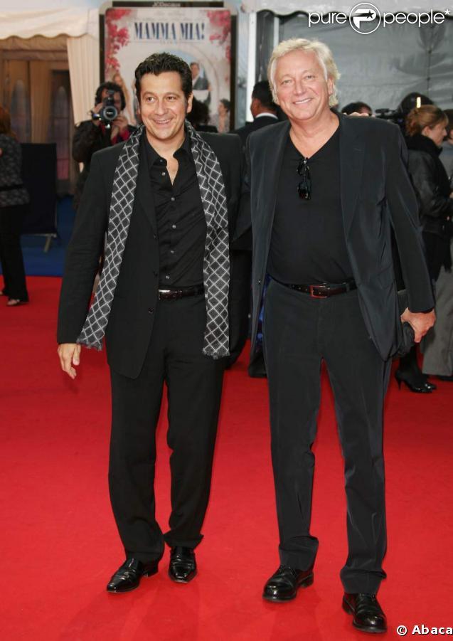 Laurent Gerra et Laurent Boyer