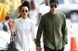 Robert Pattinson : Amoureux et stylé avec FKA Twigs, le couple roucoule à Miami