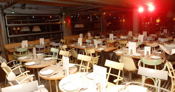 Exclusif soir e guinguette r gine au restaurant ma for Ma cocotte restaurant saint ouen