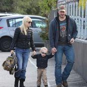 Chris Pratt, Anna Faris et Jack, 2 ans: Irrésistibles pour une sortie en famille