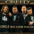 Le groupe Creed
