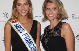 Camille Cerf et Sylvie Tellier : Élégantes en noir pour une soirée avec JPG !