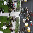Gala annuel de l'église de scientologie en 2006 à Los Angeles
