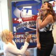 Martina Navratilova a demandé sa compagne Julia Lemigova en mariage lors de l'US Open, le 6 septembre 2014.
